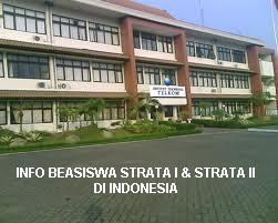 Beasiswa S1 Dan S2 Dalam Negeri Februari 2013 Pada PTN Unggulan Di Indonesia