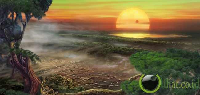 Planet Neraka