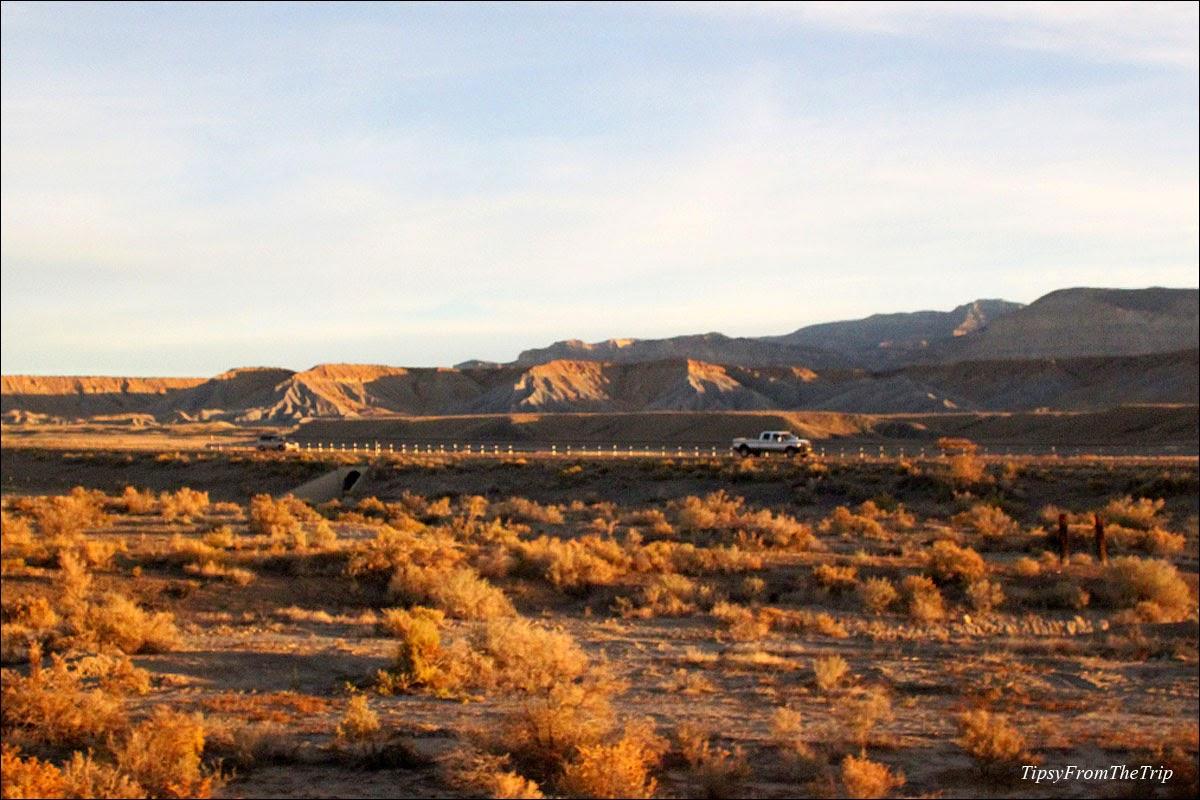 Rocky desertlands