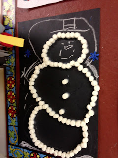 easy fun winter art primary first grade