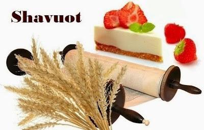 Shavuot - Coisas Judaicas