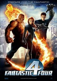 Phim Bộ Tứ Siêu Đẳng - Fantastic Four [Vietsub] 2005 Online