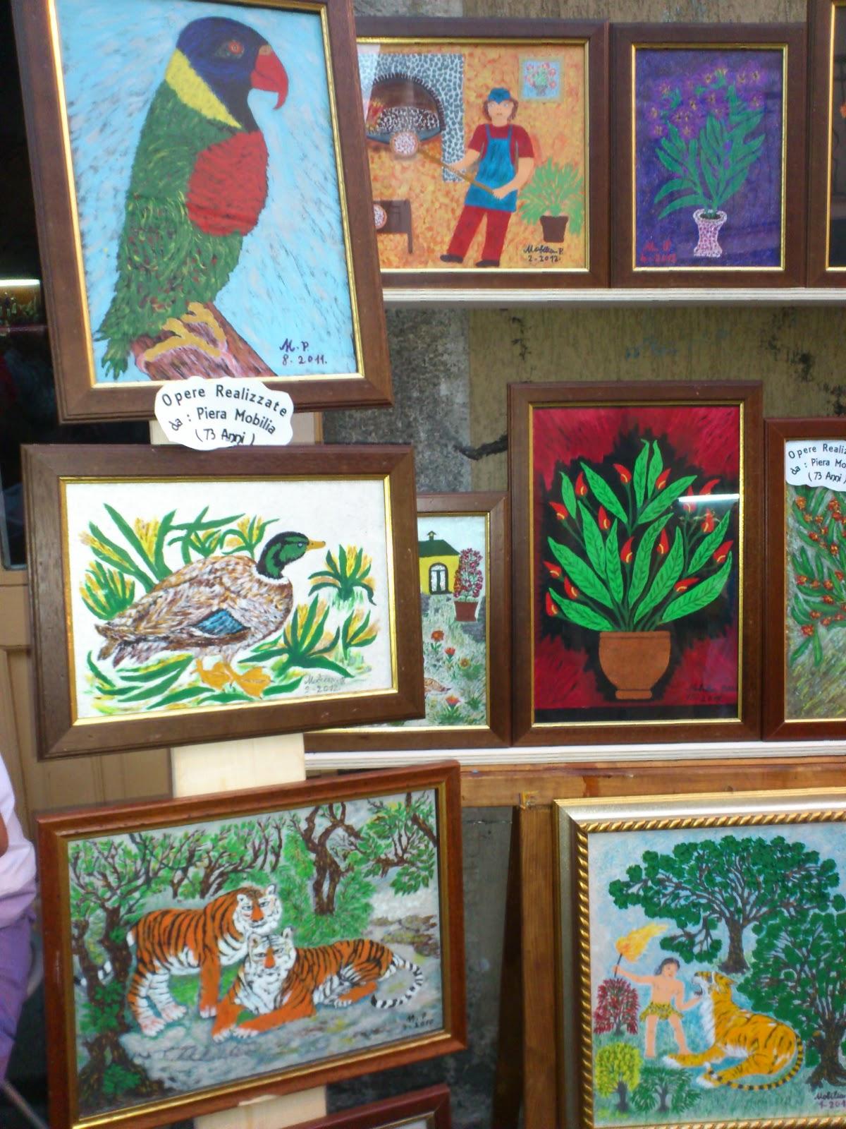 Al bar etna randazzo arte 2012 concorso di pittura for Mobilia randazzo