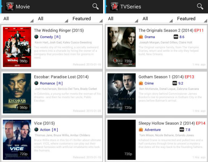 Movie Tube APK Download for Android