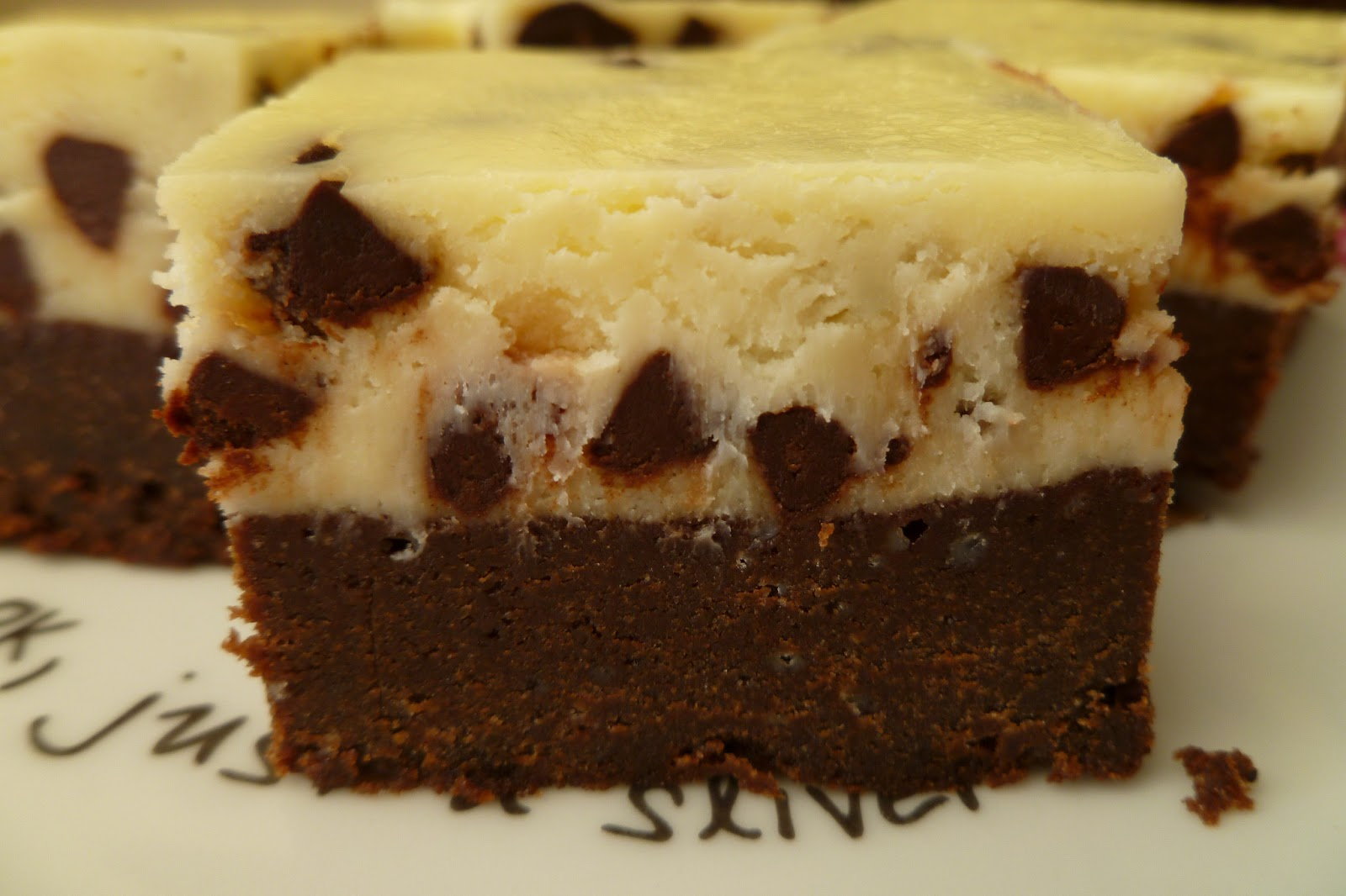 The Pastry Chef's Baking: New York Cheesecake Brownies