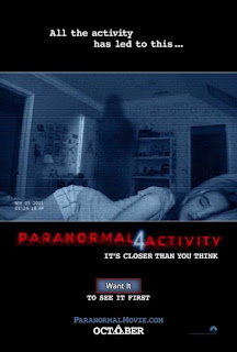Paranormal Activity 4(Paranormal Activity 4)