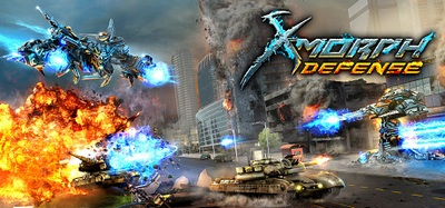 X-Morph Defense Last Bastion-CODEX