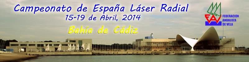 Campeonato de España 2014 de Láser