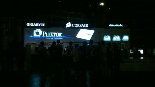 Plextor DreamHack Open