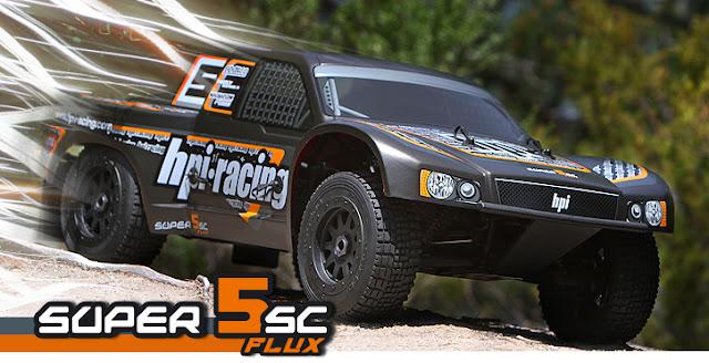 HPI Racing RTR Baja 5SC