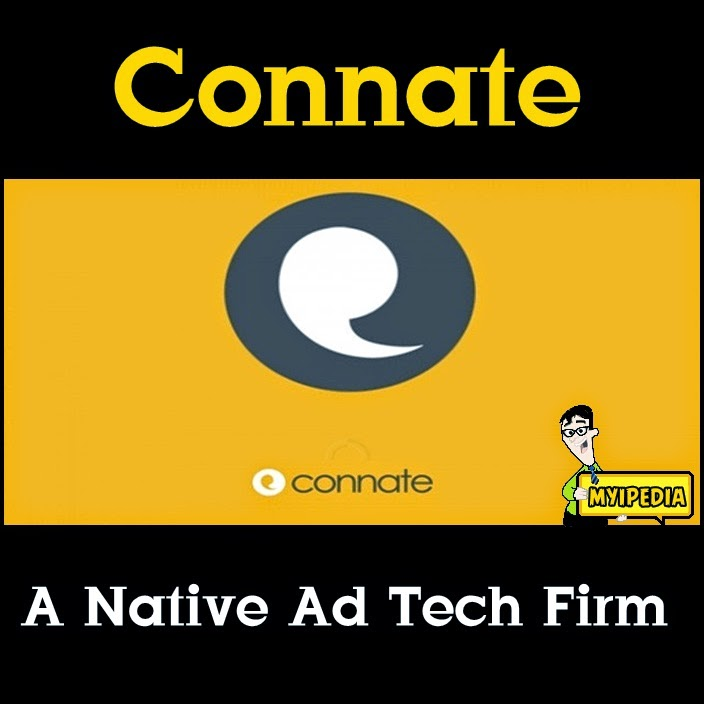 connate - A Native Ad Tech Firm launches services in Pakistan