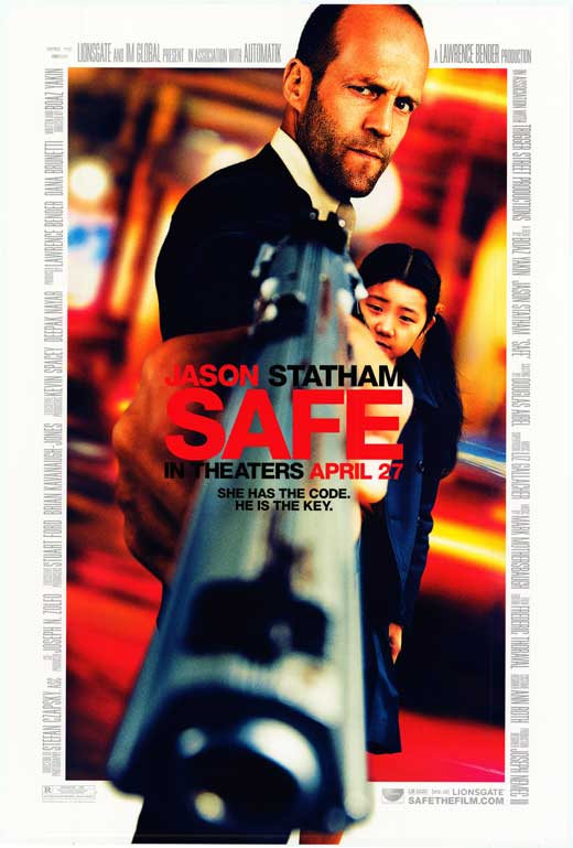 Safe Movie Review - FROM THE MIND OF TATLOCK