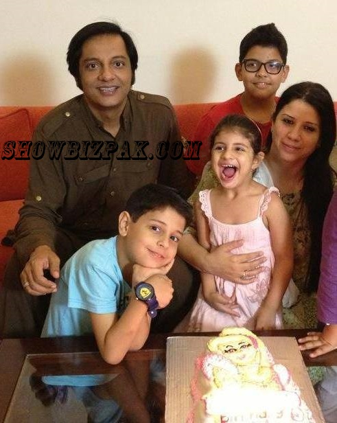 actor nabeel family