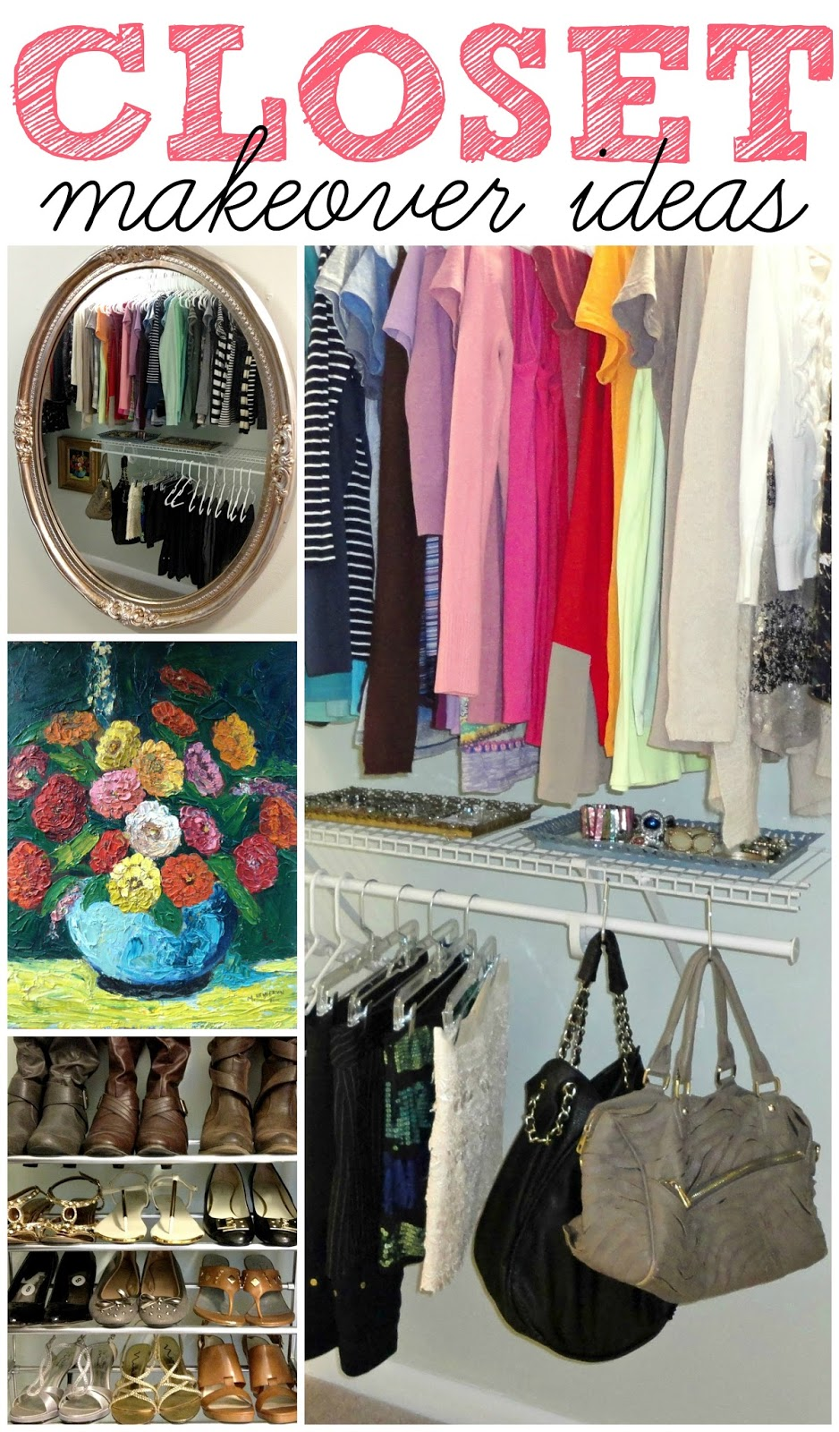 cheap walk in closet ideas