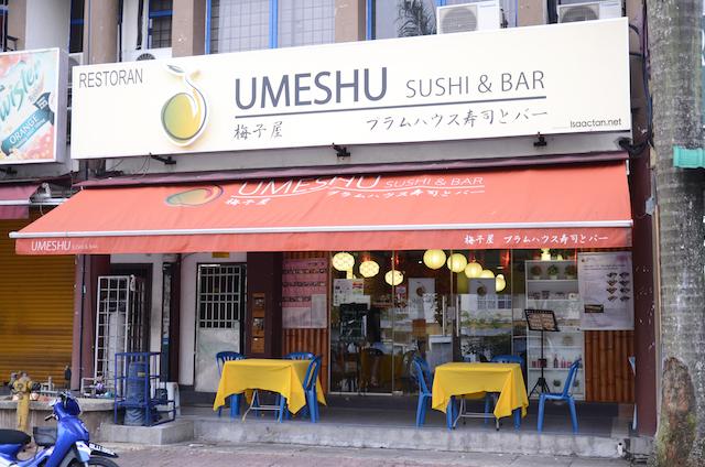 Umeshu Sushi & Bar @ Glenmarie Shah Alam