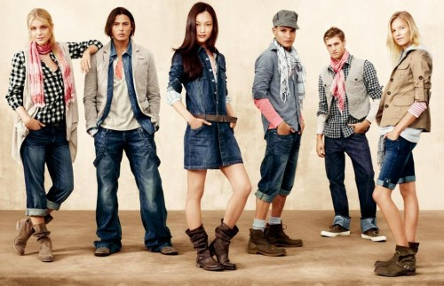 all about fashion gap clothing collection