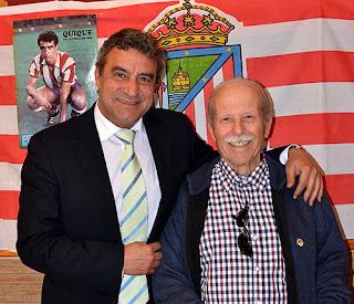 Quique Ramos en Peña Atlética Aranjuez