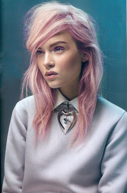 Style Studio: Beauty Buzz: Pretty Pastels