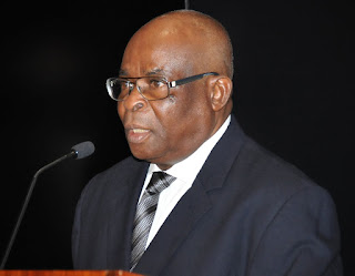 CJN, Onnoghen reveals what corrupt judge is to a country