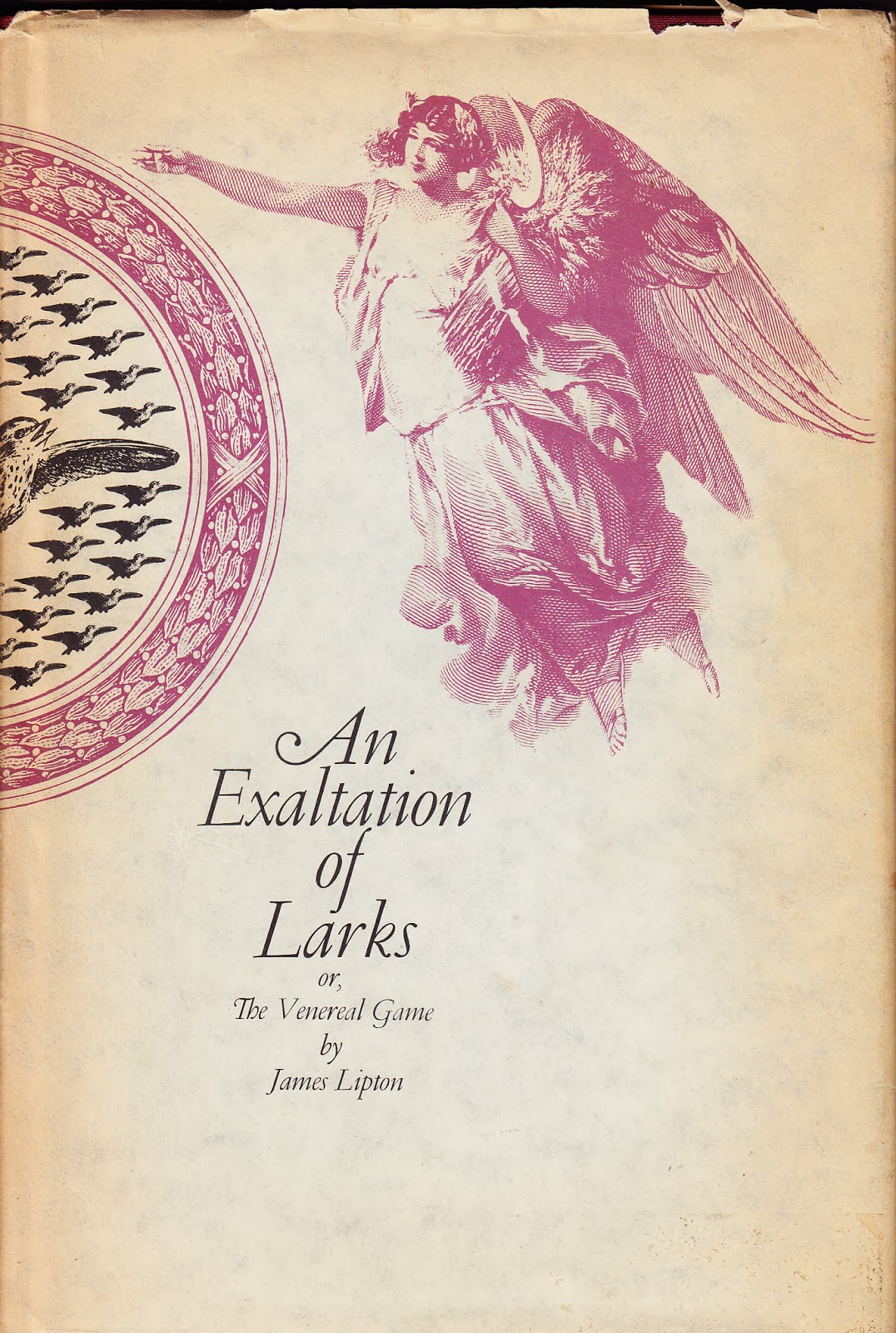 An Exaltation of Larks: The Ultimate Edition, More than 1,000 Terms, Lipton, James