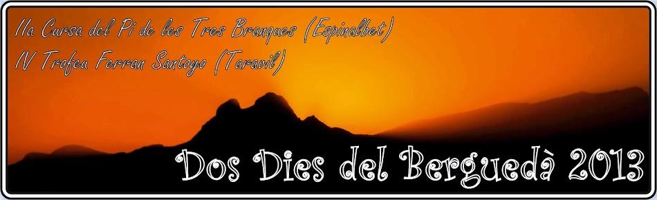 Dos Dies del Berguedà 2013