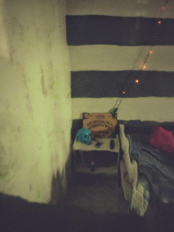 Quarto do Enrique Coimbra - Tarde no meu quarto