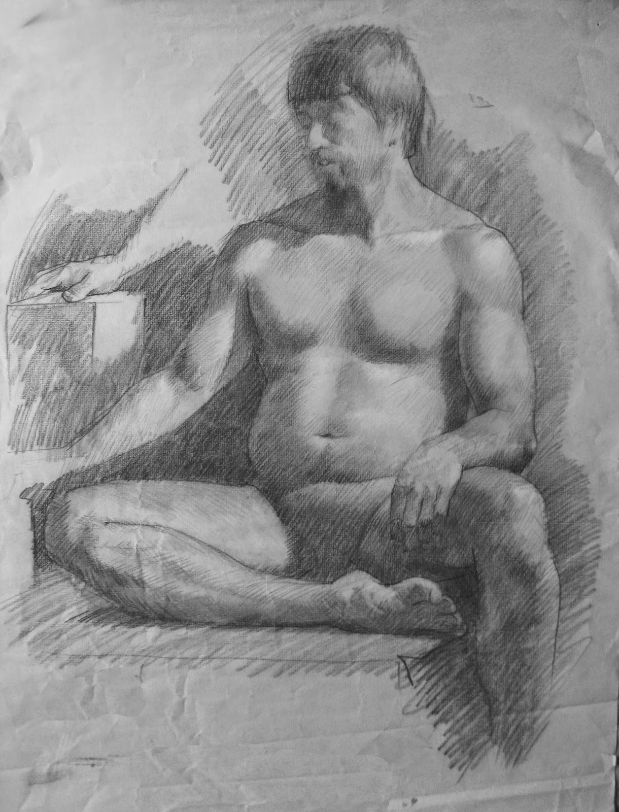 Figure Drawing Realism Figurative Classical Realism