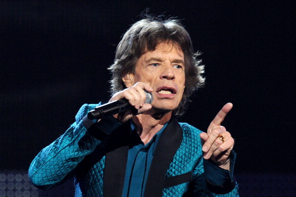 mick jagger old. Mick Jagger made his first