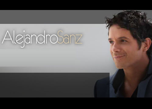 videos musicales de alejandro sanz: