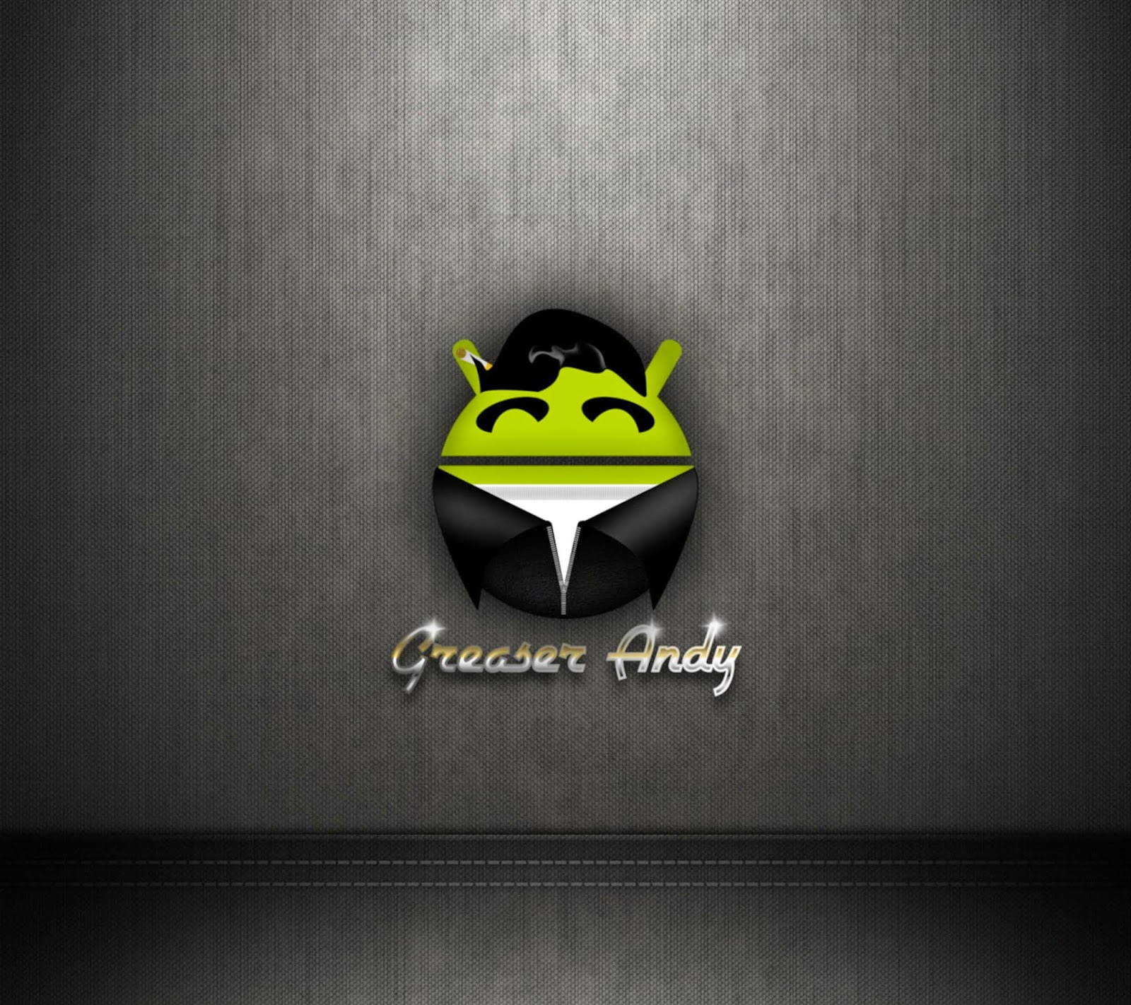 Galaxy S5 Wallpaper Android Logo Covers Heat