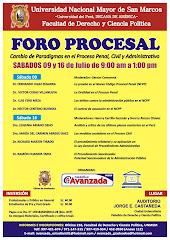 CAMBIO DE PARADIGMAS EN EL PROCESO CIVIL, PENAL Y  ADMINISTRATIVO