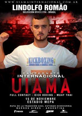UIAMA INTERNACIONAL 2015