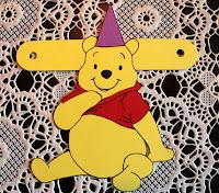 Tussenstuk Winnie the Pooh