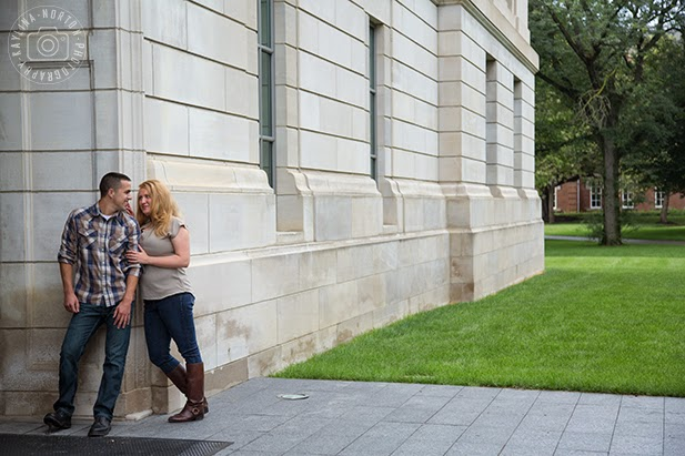 Ohio State Engagement Pictures
