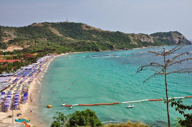 Koh Lan Island Thailand