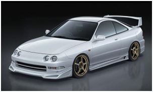 Participation Of Acura Integra May Be A Sports Car From Acura. 1986  Revealed Model That Combines A Model. The Very Initial Few Models Were A  Sporty Version ...