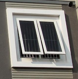 Contoh Desain Jendela Rumah Minimalis Terbaru
