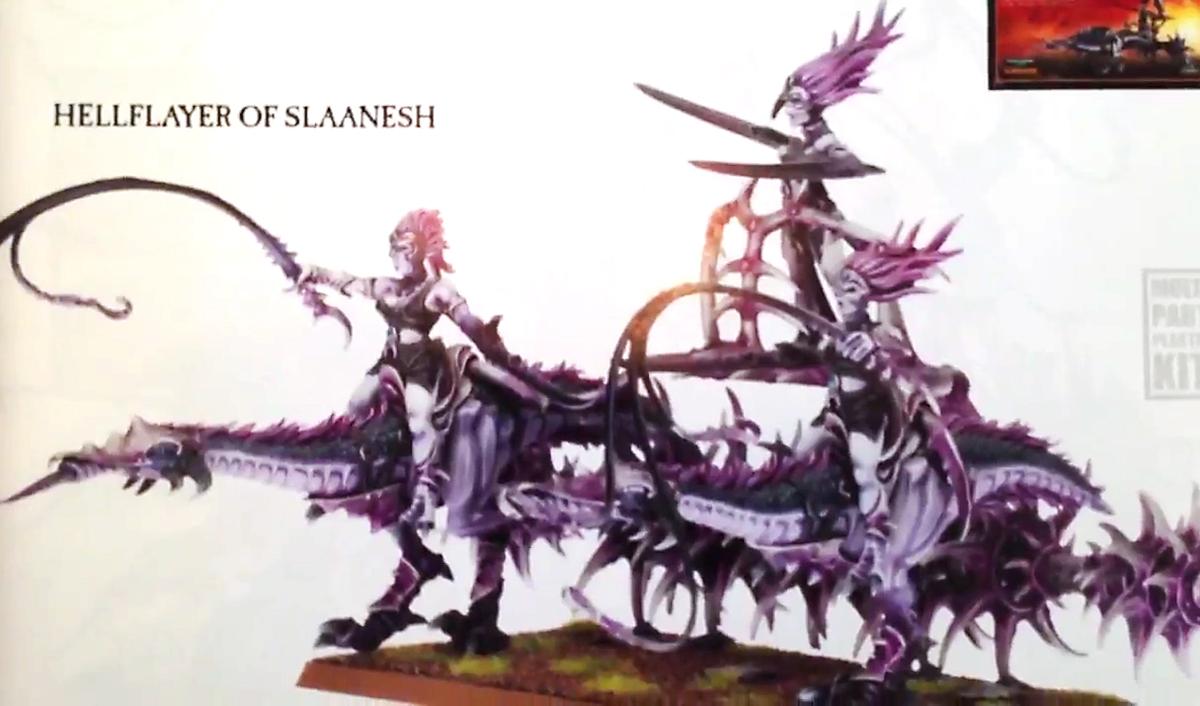 demoni - Demoni del chaos, incoming ad agosto! Hellflayer+cap