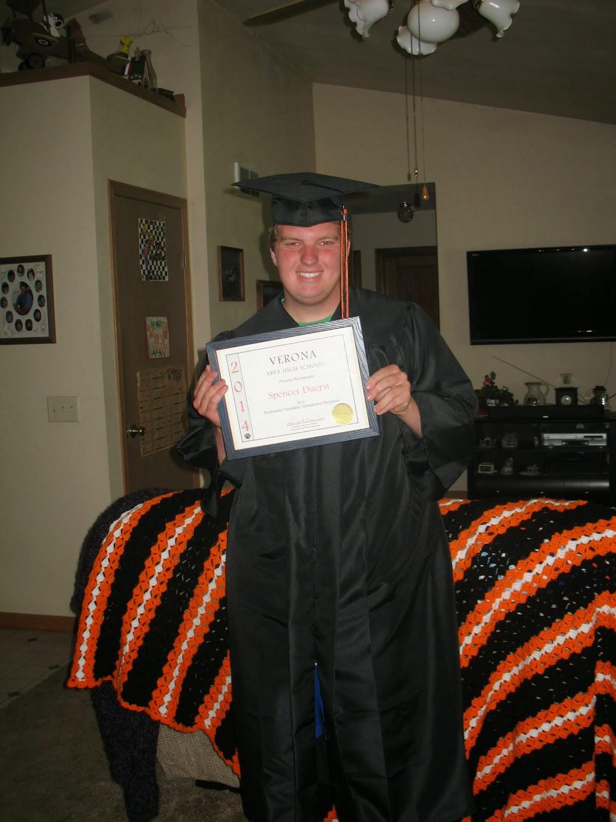Spencer Graduates