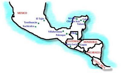 Trabajos de historia cultura maya for Cultura maya ubicacion