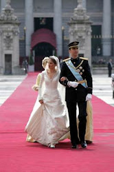 Felipe and Letizia of Spain's wedding anniversary