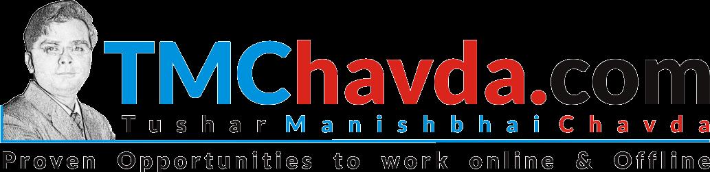 TMChavda - Tushar Manishbhai Chavda