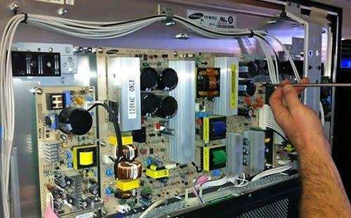 Tivi LG Plasma có tiếng không hình và cách sửa chữa