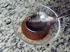 Prajitura cu nuca preparare reteta crema - ness-ul il amestecam cu apa