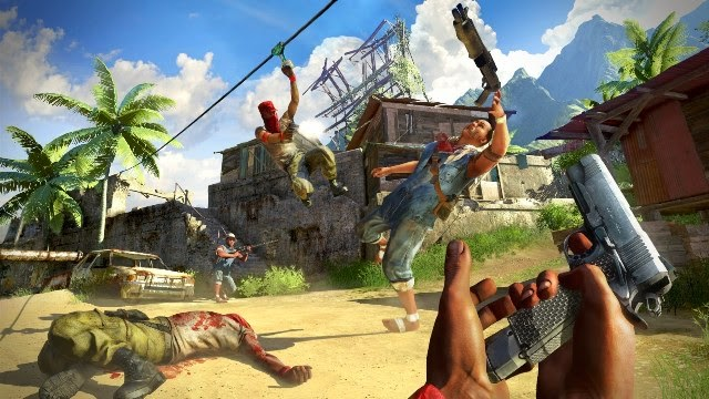 FarCry 3 PC Games Screenshots