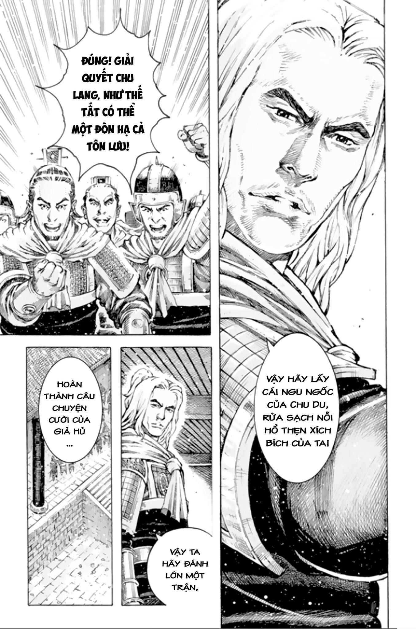 Hỏa Phụng Liêu Nguyên chap 495 Trang 24 - Mangak.info