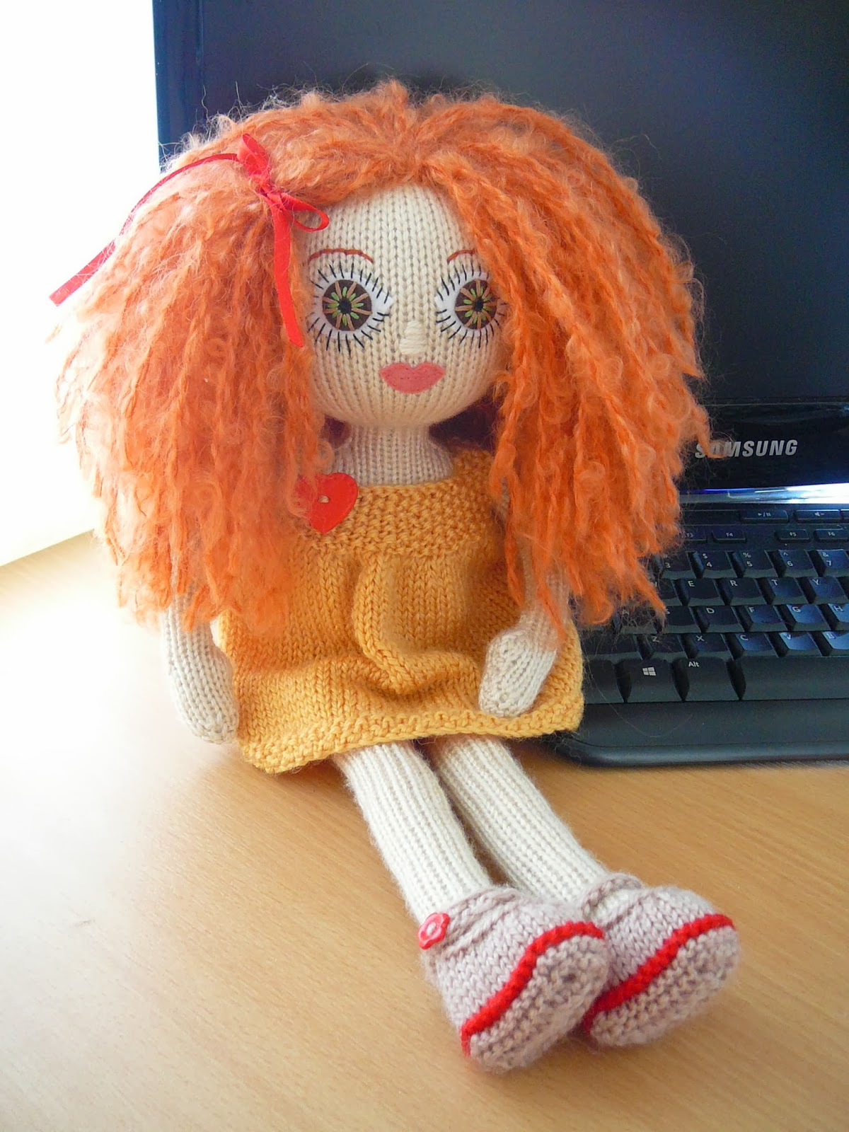 Вязаные куклы своими рука