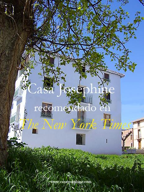 Casa josephine rioja spain casa josephine en the for Casa a new york affitto