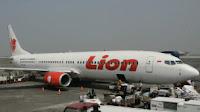 Pesawat Lion Air Jatuh ke Laut di Bali