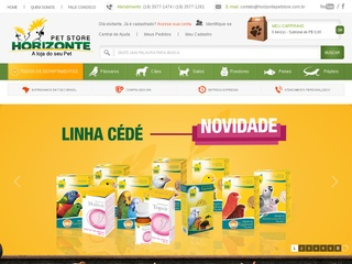 PET Store HORIZONTE